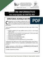 Boletim Informativo 2 Sinttel Act 2013 2015