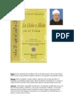 LO LÍCITO E ILÍCITO EN EL ISLAM de Dr. Yusuf Al-Qaradawy