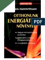 energiát adó növények