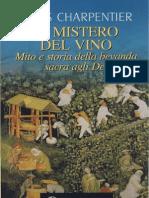 El Misterio Del Vino de Louis Charpentier