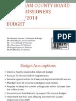 Wright slideshow on Effingham County 2013-2014 budget