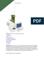 Manual de Introducción a la computación.