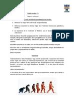 Guia de Estudios La Prehistoria