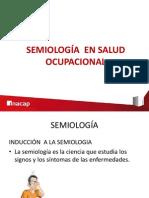 E....Clase de Semiologia