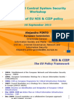 2. Alejandro Pinto - EC Policy Context 16 Sept 2011