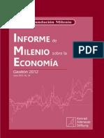 Informe de Milenio 2012