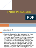 Chapter8f. Example1 Factorial Analysis