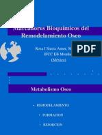 Marcadores Bioquimicos Del Remodelamiento Oseo Rosa i Sierra