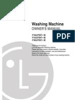 LG Washing Machine MFL49491523(4)