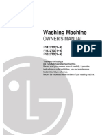 LG Washing Machine MFL49491523(3)
