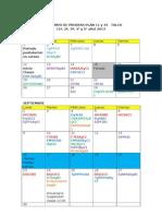 Calendario Evaluaciones PROPUESTA CAD