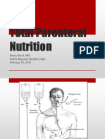 [Reed Henry]Total Parenteral Nutrition