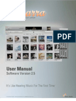 Amarra 25 User Manual