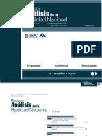 Revista Análisis de la Realidad Nacional Edición No  14 (1)