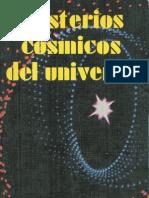 Misterios Cosmicos Del Universo