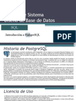 D4 Introduccion Al PostgreSQL