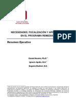 81_1_Resumen Ejecutivo Analisis Del Programa Remediar