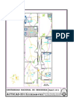 Proyecto de Plano 1er Piso-2model