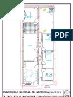 Proyecto de Plano 1er Piso01-Model