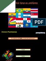 Arenera Puenteareas Paises y Sus Emblemas