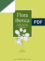 FLORA IBÉRICA VOLUME 6