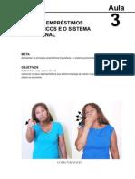 Lingua Brasileira de Sinais Libras Aula 3
