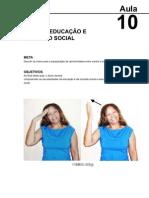 Lingua Brasileira de Sinais Libras Aula 10