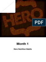 Hero Nutrition Month 1
