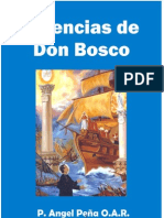 Vivencias de Don Bosco P. Ángel Peña O. A. R.