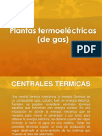 Central Termoelectrica de Gas