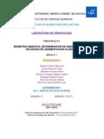 Practica 4 de Hematologia
