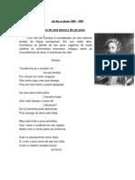 Literatura - CAMÕES II