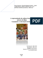 A representação da cultura brasileira no filme Caramuru Invenção do Brasil