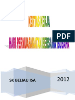 Kertas Kerja Program Motivasi 2012