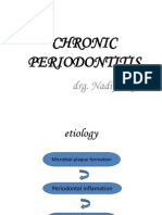 Chronic Periodontitis 2013