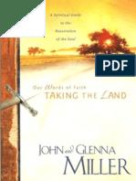 Nuevo Libro - Nuestras Palbras De Fe Tomando la Tierra