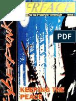CyberPunk 2020 - Interface Magazine - Vol.1 - Issue 1