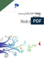 Samsung Galaxy Note 10.1 n8000 Francais