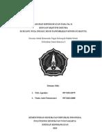 Laporan Askep pada Nn. K dengan Mastitis Dextra