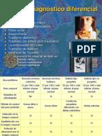 Diagnóstico diferencial,evaluacion,epidemiologia
