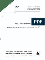 Spln 52-1-1984 Pengaman Transmisi