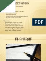Derecho Empresarial - TITULOS VALORES- Grupo 7