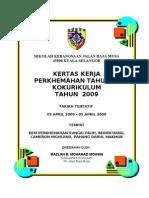 129039098-KERTAS-KERJA-PERKHEMAHAN-2009
