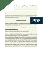 O jurista Fábio Konder Comparato propõe PEC para mudar STF e STJ