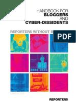 Handbook for CyberDissidents