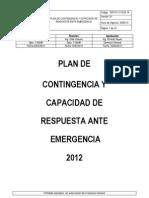 Anexo 3 (Plan de Contingencia y Capacidad de Respuesta Ante Emergencia)