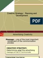 6_Creative Strategy_Planning & Development
