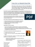 La Literatura de La Emancipacion3