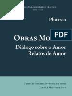 Plutarco Sobre o Amor