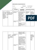 planificacion situacion didactica - 2013